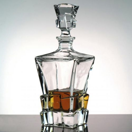 Bohemia Jihlava karafa na whisky Crack 900 ML