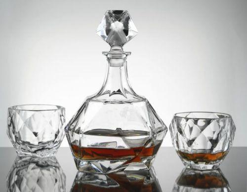 Bohemia Jihlava whisky set Havana (1+6)