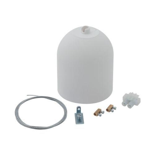 Závěs pro zářivky Trevos MO Z4 bílá 16101