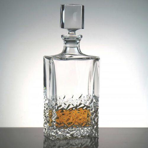 Bohemia Jihlava karafa na whisky Nicolette 1L