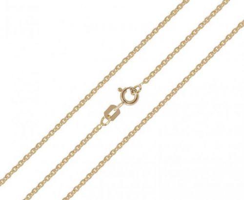 Brilio Dámský zlatý řetízek 42 cm 271 115 00368 zlato žluté 585/1000