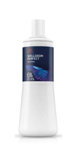 Wella Professionals Aktivační emulze 6 % 20 vol. Welloxon Perfect (Cream Developer) 60 ml