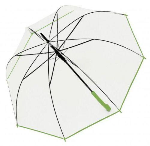 Doppler Dámský holový vystřelovací deštník Hit Long Automatic transparent Glocke 77354B04