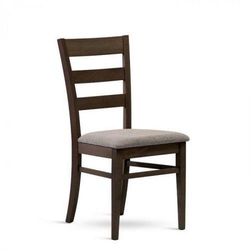 Jídelní dřevěná židle Stima VIOLA — masiv, více barev