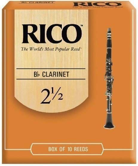 Rico 2.5 Bb clarinet