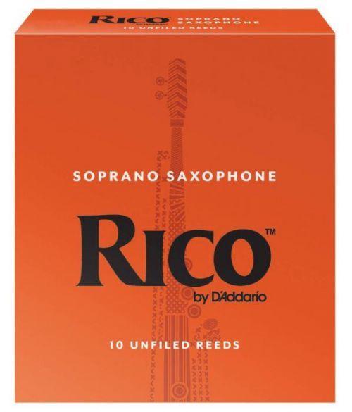 Rico 2.5 soprano sax