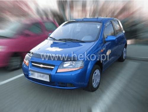 Deflektor kapoty Chevrolet Aveo 2004-2011