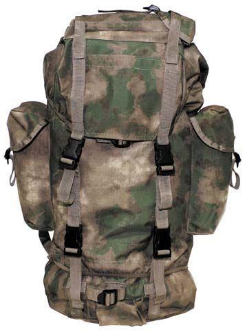 Batoh BW Combat Back 65 L - HDT-camo FG