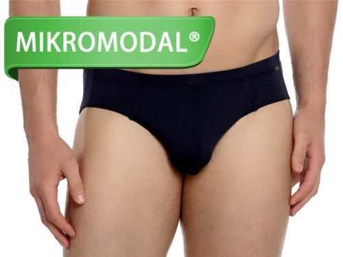 Slipy s Micro Modalem DOREANSE Premium 1011 Černá Barva: Černá, Velikost: M