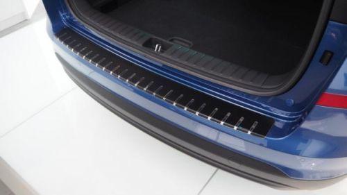 Ochranná lišta hrany kufru Hyundai Tucson 2018- (po faceliftu, carbon)