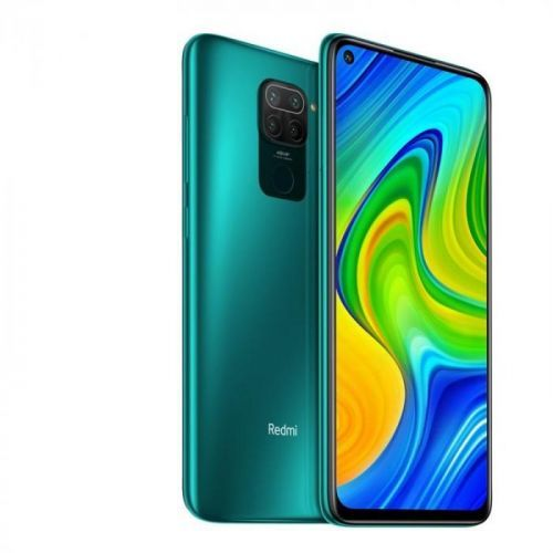 Xiaomi Redmi Note 9 128 GB zelený (27994)