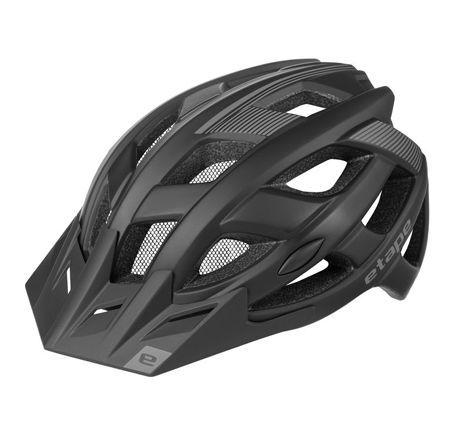 Cyklistická přilba ESCAPE černá matná S/M (55-58 cm)