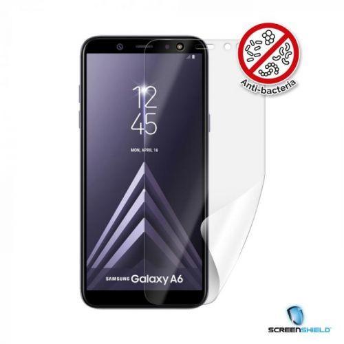 Ochranná fólie Screenshield Anti-Bacteria pro Samsung Galaxy A6 (2018)