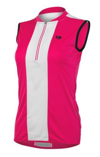 Dámský dres Etape Pretty, růžová - vel. S
