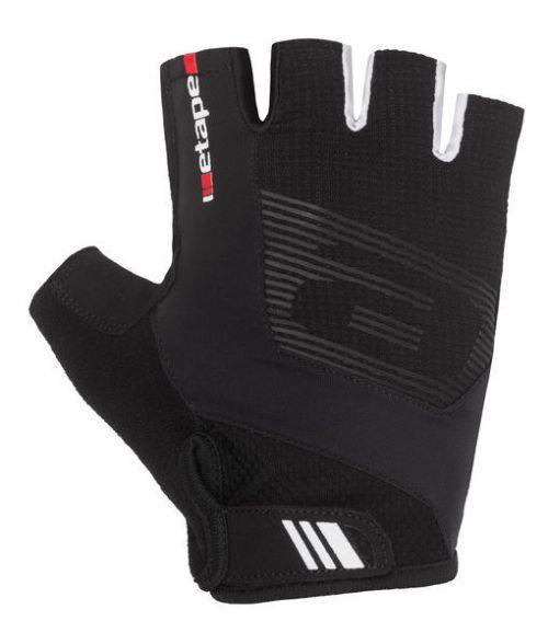 Cyklistické rukavice Etape Garda, černá - vel. XL