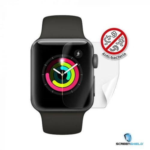 Ochranná fólie Screenshield Anti-Bacteria pro Apple Watch Series 3 (38 mm)