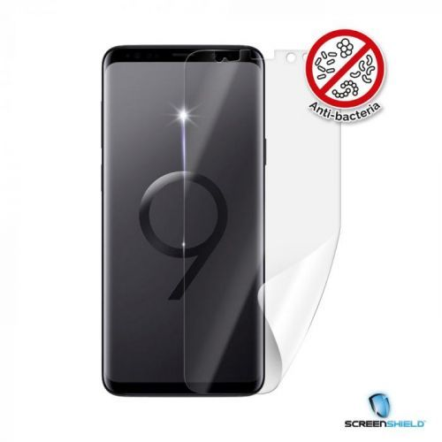 Ochranná fólie Screenshield Anti-Bacteria pro Samsung Galaxy S9+