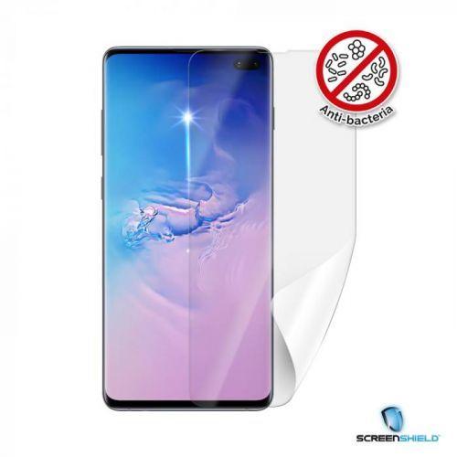 Ochranná fólie Screenshield Anti-Bacteria pro Samsung Galaxy S10+