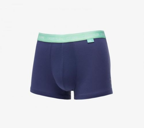 Boxerky Calvin Klein NB2327A-KB7 Modrá Barva: Modrá, Velikost: M