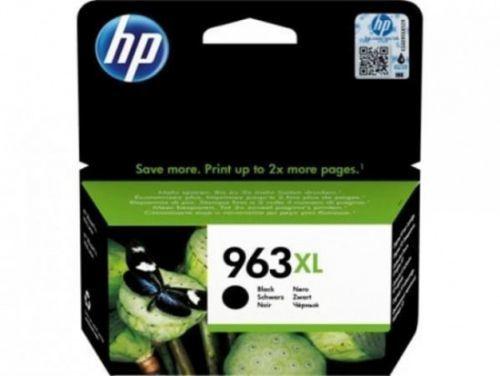 3JA30AE Inkjet cartridge pro OfficeJet Pro 9010, 9020 tiskárny, HP 963XL, černá, 2000 stran, 3JA30AE