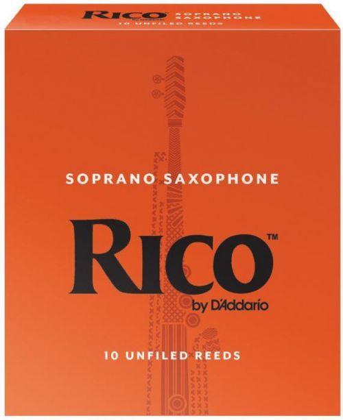 Rico 3.5 soprano sax