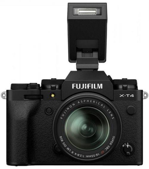 FujiFilm X-T4 + XF 18-55 Black