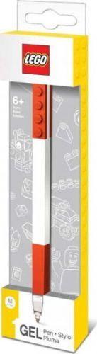 Gelové pero s červeným inkoustem LEGO®
