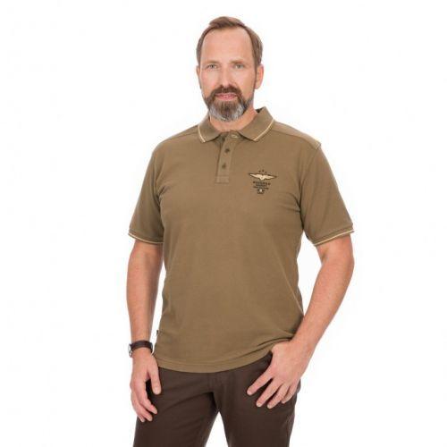 Bushman tričko Cabot dark grey M