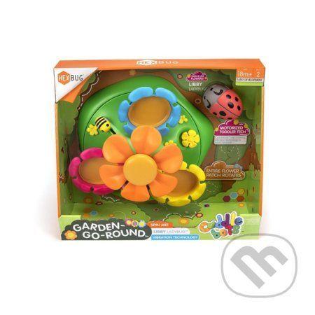 HEXBUG CuddleBots - Zahradní kolotoč, hrací set - LEGO
