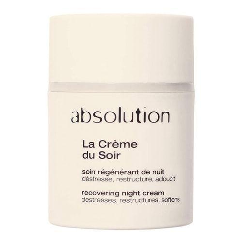 ABSOLUTION - La Crème du Soir - Noční regenerační péče