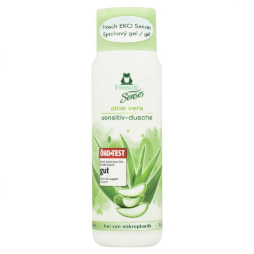 Frosch EKO Senses sprchový gel aloe vera 300 ml