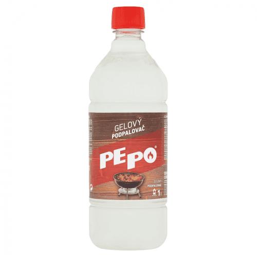 Podpalovač Pe-Po 1l/gel/nová receptura/   =
