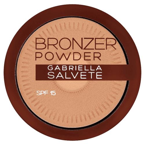 Gabriella Salvete Bronzer Powder bronzující pudr SPF 15 odstín 02 8 g