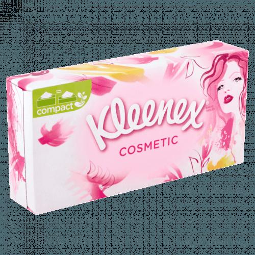KLEENEX Cosmetic box 80 ks/bal. 3vrstvé