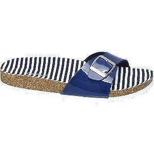 Modré pantofle Graceland