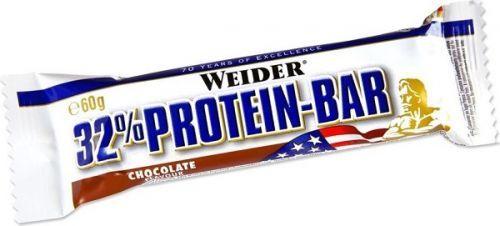 Weider 32% Protein Bar vanilka 60g