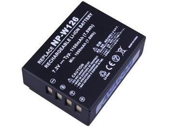 Megapixel akumulátor NP-W126 pro Fuji