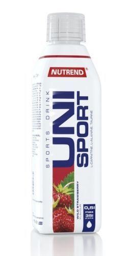 Nutrend UniSport lesní jahoda 500ml