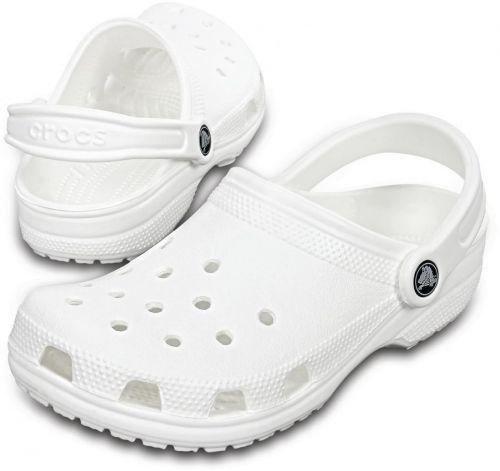 Crocs Classic Crocs Bílá