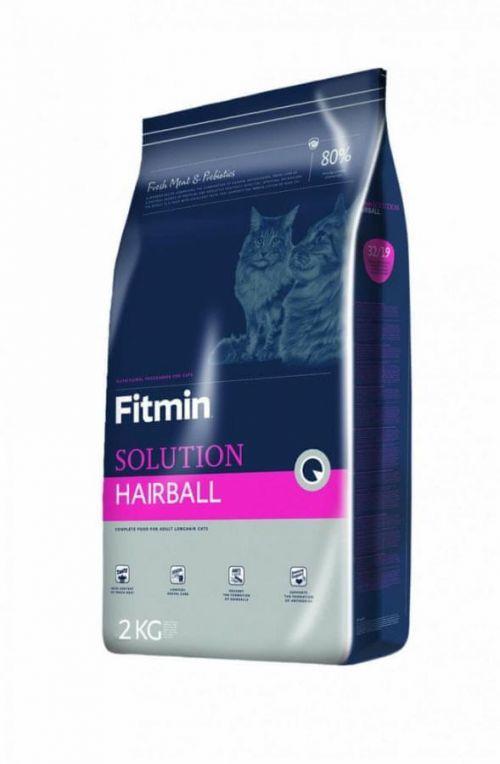 Granule FITMIN cat solution hairball - 2 kg