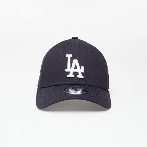 New Era Los Angeles Dodgers MLB League Basic 39Thirty Kšiltovka Modrá
