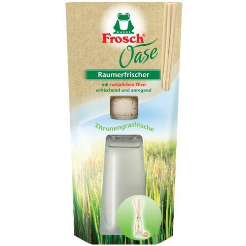 Frosch Bytový parfém Oase Citrónová tráva 90 ml - SLEVA - potrhaná krabička
