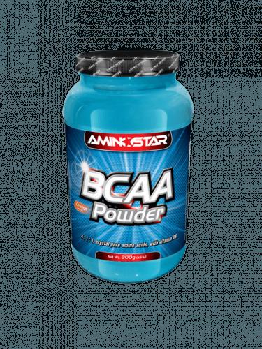 Aminostar BCAA Powder, Orange, 300g