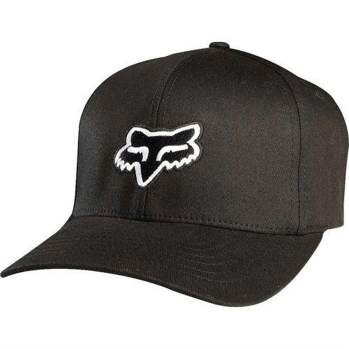 čepice FOX - Legacy Flexfit Black (001) velikost: S/M