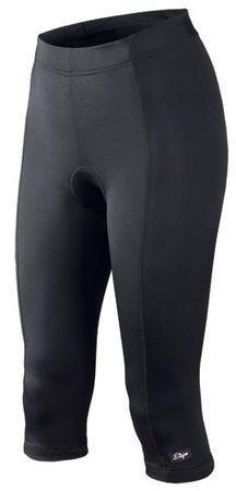 Dámské cyklistické kalhoty Etape LADY 3/4, vel. M - černá
