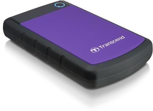 Transcend StoreJet 25H3P 1TB / Externí / USB 3.0 / 2,5