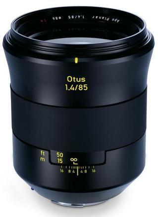 Carl Zeiss Otus 85mm f/1,4 pro Nikon