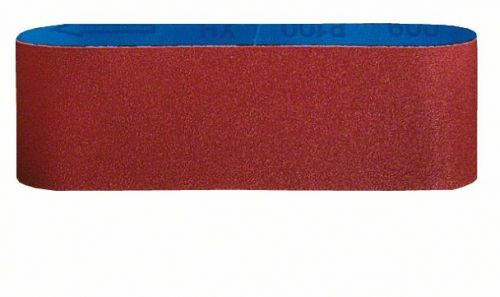 3dílná sada brusných pásů X440; 100 x 620 mm, 60 - 3165140164788 BOSCH
