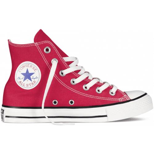 Converse červené dámské tenisky Chuck Taylor All Star
