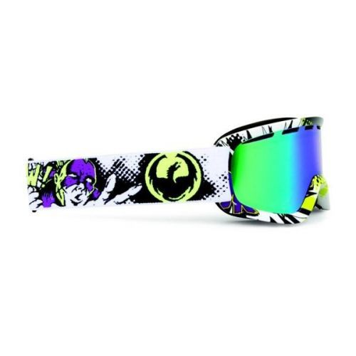snb brýle DRAGON - Lil D Powder Green Ionized (WHT/BLK)